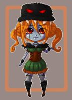 Halloween Chibi Adoptable - set price [OPEN] by sonisadopts
