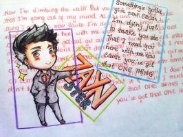 1D: Zayn in One Thing by bakahouken