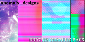 Brights Texture Pack by britsnpieces