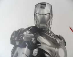 IRONMAN by PauloPainface