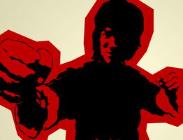 Fist of Lee by paradoxparty
