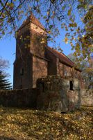The church in Rokicie by Su58