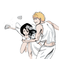 IchiRuki: Whites by kanjo-girl