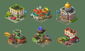 Township Building 01 by roma-n