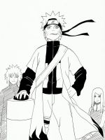 Naruto - Family 3 by TheFresco