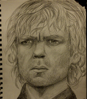 Tyrion Lannister by BatWitch