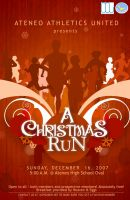 AAU Christmas Run by therush729