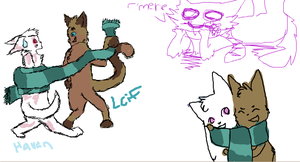 LeifxHaven (iScribble 2) by Riversun