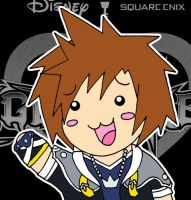 Sora -request- by AlchemyOtaku17