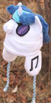 Dylan's Vinyl Scratch Hat - Sideview 1 by Agony-Roses