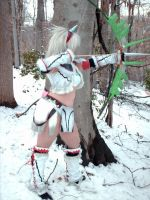 Kirin- Monster Hunter 7 by DustbunnyCosplay