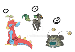 $5/500 point(ish) Adopts by Ponns