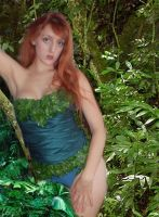 Poison Ivy Handmade Costume by Liz-a-smurf