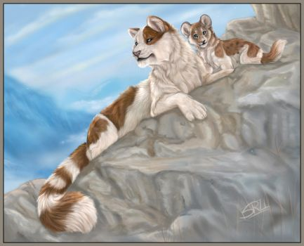 Mountain Cats by daisy7