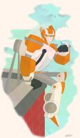 Rescue Bots Blades by DarkLordZafiel