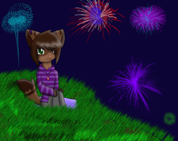 Happy Independence day by KatanaTiger42