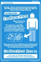 The Sack-Pack by schizmatic