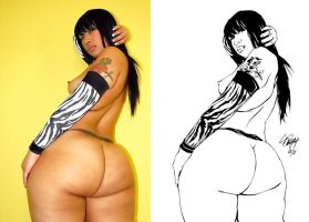 SUNAMI THE BLASIAN 2 PANORAMA 2 by Artistik-Bootya