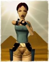 Tomb Raider 4 Promo by jagged66