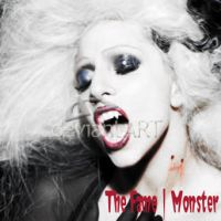 Lady GaGa The Fame Monster CD by Stacey2512