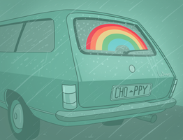 Rain. by Choppywings