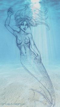 Mermaid Sighting by Sirenz