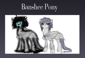 Eponia Banshee by Raindroplette