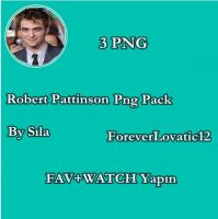 Robert Pattinson 3 Png Pack by ForeverLovatic12