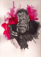 Clay Morrow by taumaoe