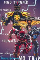 dinothunder hah by Gonzo1701