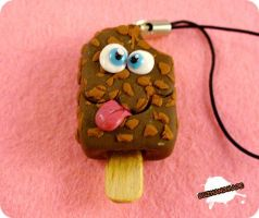 FIMO ice cream by buzhandmade