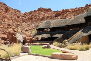 Twyfelfontein Country Lodge by ElSpaZo