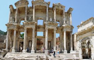 efes vol.5 Library Of Celsus by angelusmd