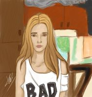 Bad Girl Finished by Kate684
