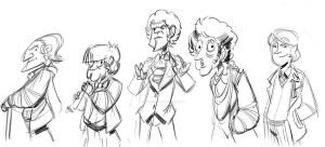 SketchDoodles: Whoodles! by SkipperWing