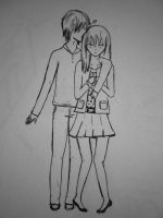 Couple by Patate-bleue