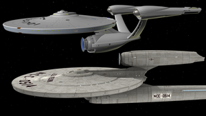 star trek XI renders by enterprisedavid