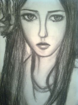 Portrait by Yuuffie
