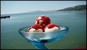 Icecream in Balchik by dark-clauds