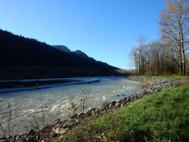 Vedder river~ 11/19/2015~7 by Matthew-Fuller