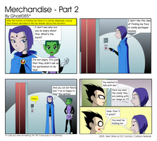 Merchandise - part 2 by ghost085
