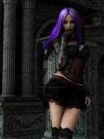 Life Gothic by lorddarkwolf