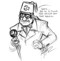 Grunkle Stan by KaleiC