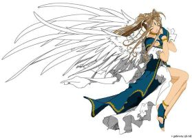 Belldandy - Singing by AngeloftheDesert