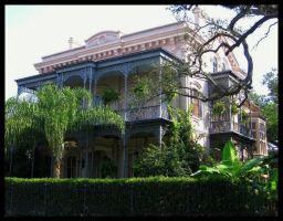 Garden District Mansion by SalemCat