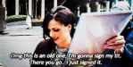 Lana Parrilla - The Evil Queen Signing by ThreeMoonFairy