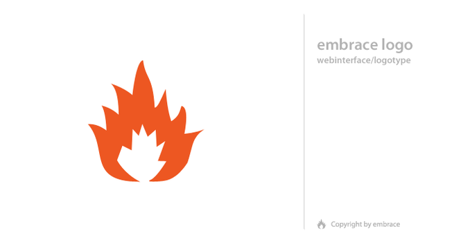 embrace Logotype by FleX177