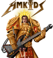 FADEY - Emperor of WaHa-metal by AntonMoscowsky