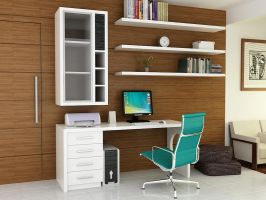 Home Office 01 by Lonshaft