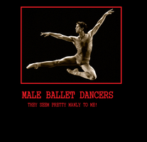 MALE DANCERS by RayneWolfspeaker